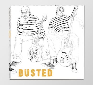 "Budda Power Blues - ""Busted"""