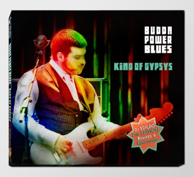 "Budda Power Blues - ""Kind of Gypsys"""