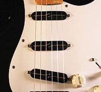 Lindy Fralin Split Blade Strat